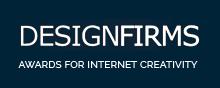 design firms awards for internet creativity winner