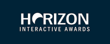 Horizon Interactive award medalist for graphic design project