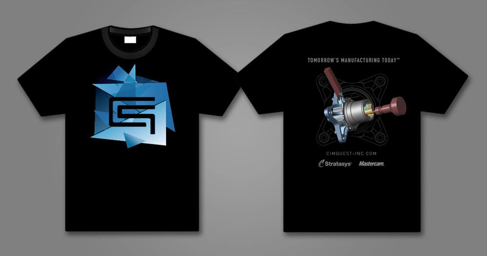 T shirt apparel design company aviate creative for Non profit t shirt printing