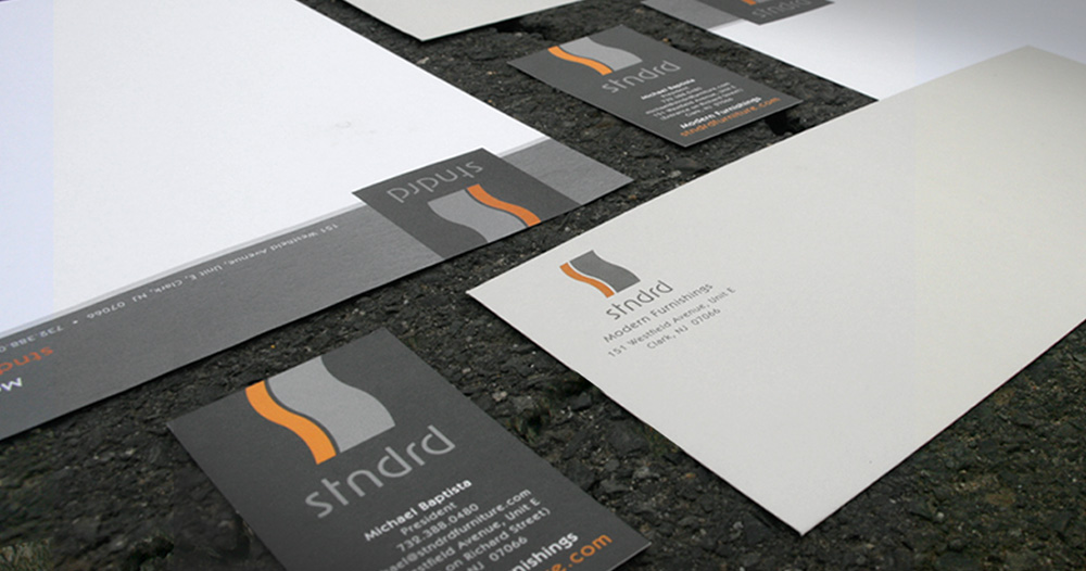 Logo Design and Stationery Design for Furniture Company - Aviate ...