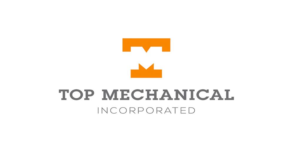 logo design for mechanical company   aviate creative