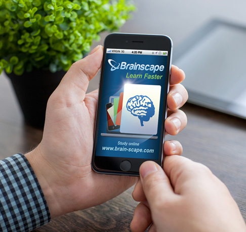 Learn Spanish - Brainscape - App Store MetricsCat