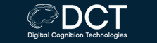 dct digital cognition technologies company logo design