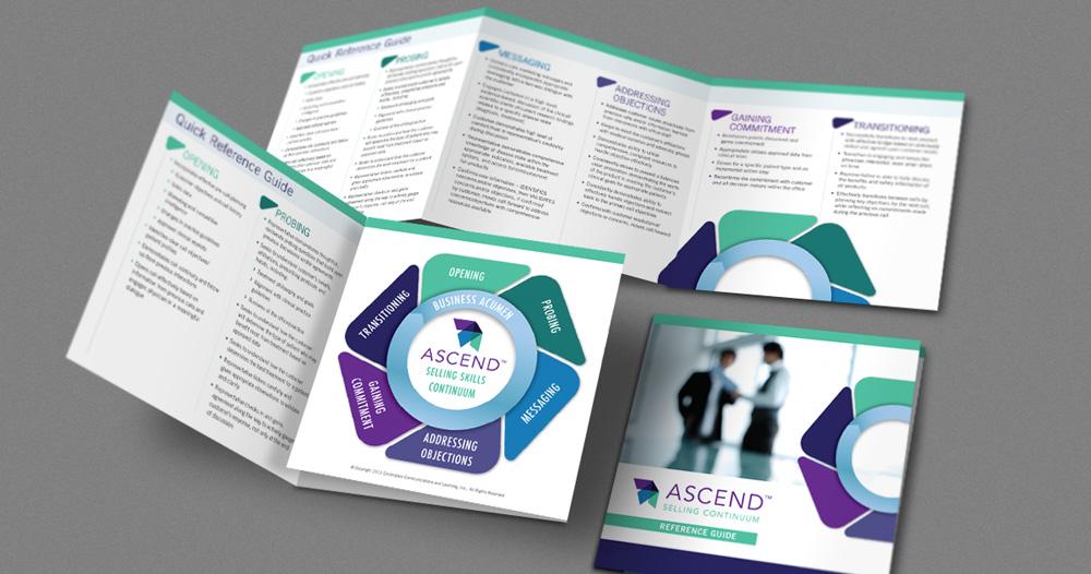 Brochure Designs For Consulting Company Aviate Creative