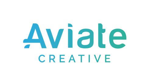 nj graphic design company rebranded to aviate creative