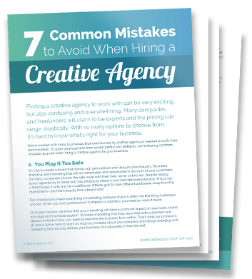 7 Common Mistakes Hiring Creative